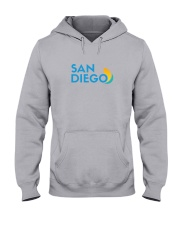 San Diego - California Hooded Sweatshirt thumbnail