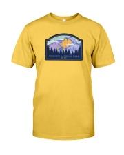 Yosemite National Park - California Classic T-Shirt front