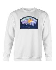 Yosemite National Park - California Crewneck Sweatshirt thumbnail