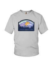 Yosemite National Park - California Youth T-Shirt thumbnail