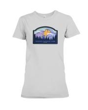 Yosemite National Park - California Premium Fit Ladies Tee thumbnail