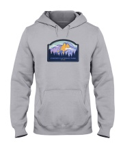 Yosemite National Park - California Hooded Sweatshirt thumbnail