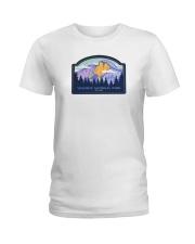 Yosemite National Park - California Ladies T-Shirt thumbnail