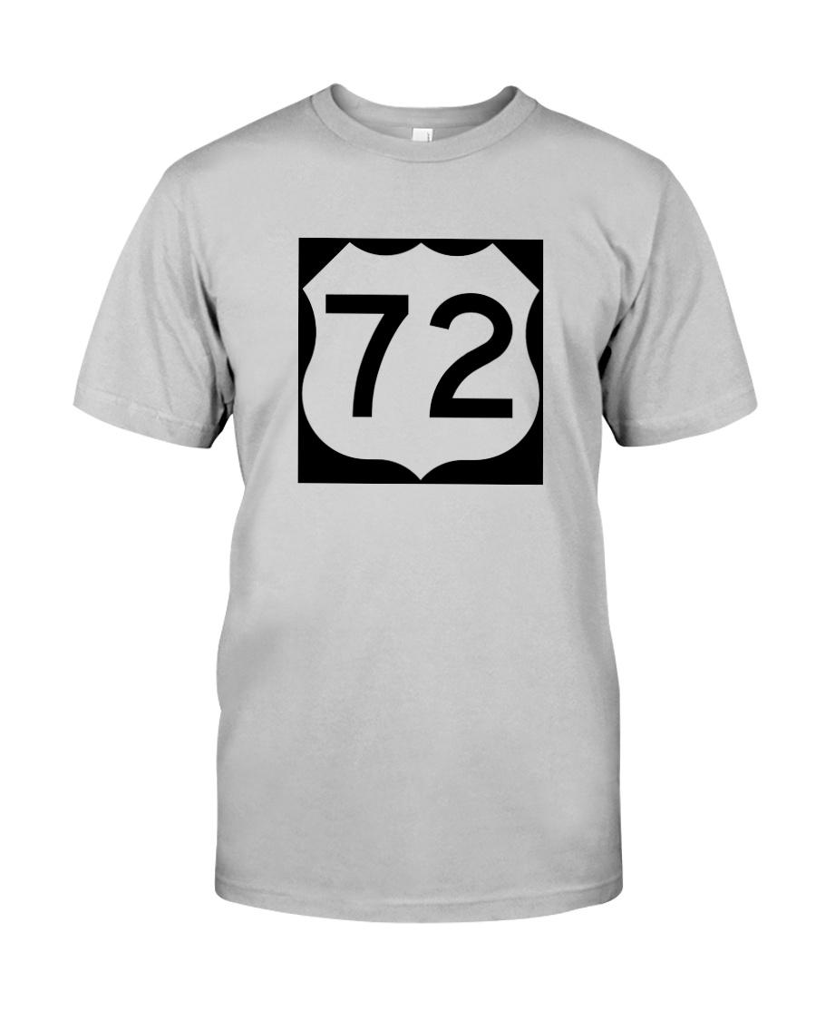 Highway 72 Classic T-Shirt