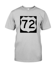Highway 72 Classic T-Shirt front