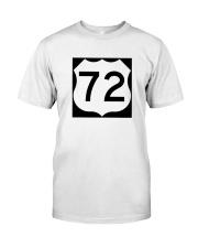 Highway 72 Classic T-Shirt thumbnail