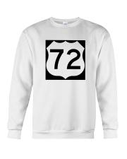 Highway 72 Crewneck Sweatshirt thumbnail