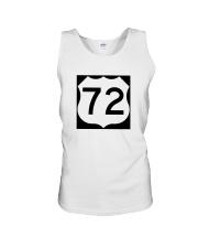 Highway 72 Unisex Tank thumbnail