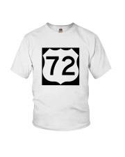 Highway 72 Youth T-Shirt thumbnail