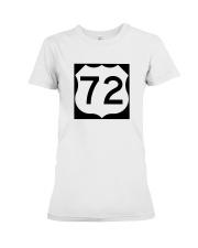 Highway 72 Premium Fit Ladies Tee thumbnail