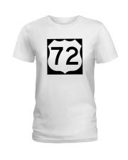 Highway 72 Ladies T-Shirt thumbnail