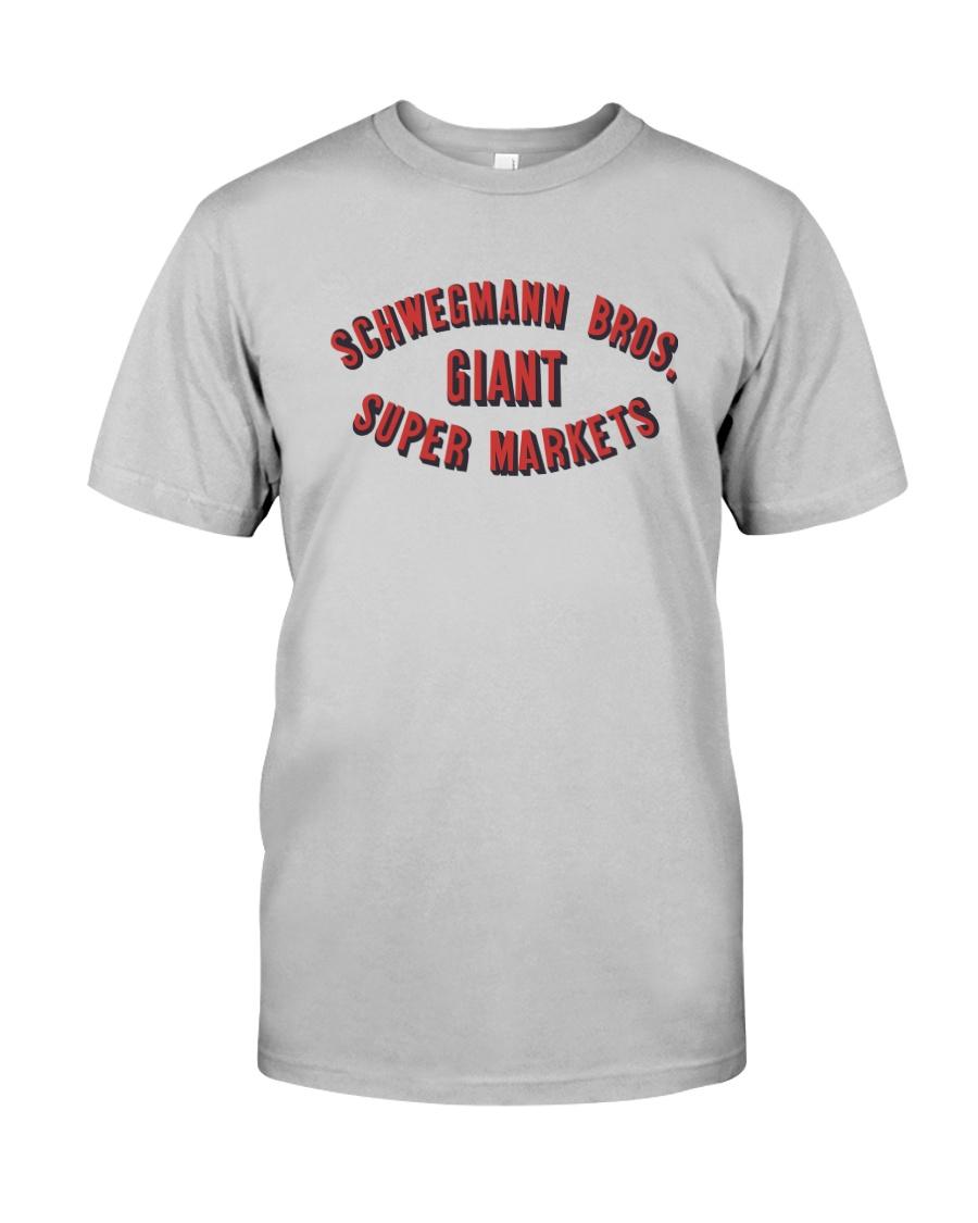 Schwegmann Brothers Giant Super Markets Classic T-Shirt