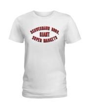 Schwegmann Brothers Giant Super Markets Ladies T-Shirt thumbnail