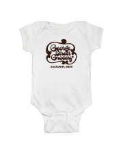 George Street Grocery - Jackson Mississippi Onesie thumbnail