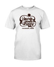 George Street Grocery - Jackson Mississippi Classic T-Shirt thumbnail