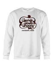 George Street Grocery - Jackson Mississippi Crewneck Sweatshirt front