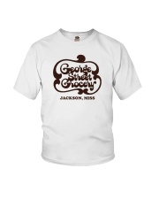 George Street Grocery - Jackson Mississippi Youth T-Shirt thumbnail