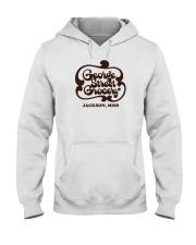 George Street Grocery - Jackson Mississippi Hooded Sweatshirt thumbnail