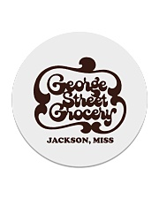 George Street Grocery - Jackson Mississippi Circle Coaster thumbnail
