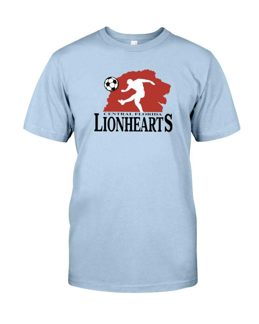Central Florida Lionhearts Classic T-Shirt