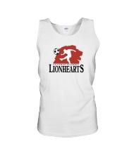 Central Florida Lionhearts Unisex Tank thumbnail