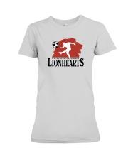 Central Florida Lionhearts Premium Fit Ladies Tee thumbnail