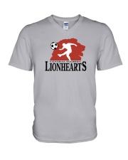 Central Florida Lionhearts V-Neck T-Shirt thumbnail
