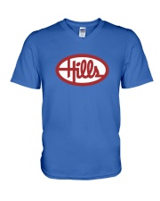 Hills V-Neck T-Shirt tile
