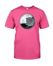 US Quarter - New Hampshire 2000 Classic T-Shirt front