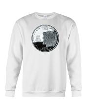 US Quarter - New Hampshire 2000 Crewneck Sweatshirt thumbnail