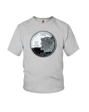 US Quarter - New Hampshire 2000 Youth T-Shirt thumbnail
