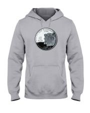 US Quarter - New Hampshire 2000 Hooded Sweatshirt thumbnail