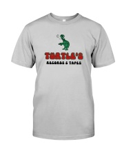 Turtle's Records and Tapes Classic T-Shirt thumbnail