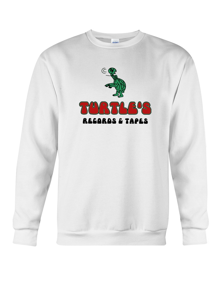 Turtle's Records and Tapes Crewneck Sweatshirt