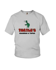 Turtle's Records and Tapes Youth T-Shirt thumbnail