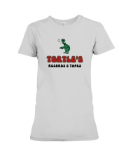 Turtle's Records and Tapes Premium Fit Ladies Tee thumbnail