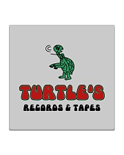 Turtle's Records and Tapes Square Coaster thumbnail