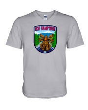 New Hampshire V-Neck T-Shirt thumbnail