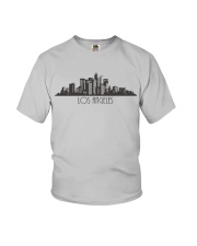 The Los Angeles Skyline Youth T-Shirt thumbnail