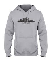 The Los Angeles Skyline Hooded Sweatshirt thumbnail