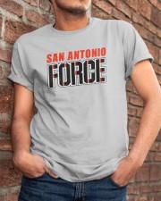 San Antonio Force Classic T-Shirt apparel-classic-tshirt-lifestyle-26