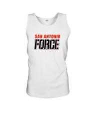San Antonio Force Unisex Tank thumbnail