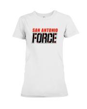 San Antonio Force Premium Fit Ladies Tee thumbnail