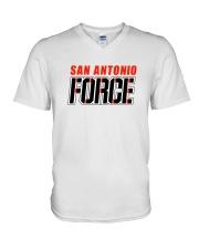 San Antonio Force V-Neck T-Shirt thumbnail