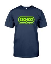 WZZQ Jackson's Album Station Classic T-Shirt thumbnail