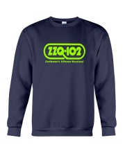 WZZQ Jackson's Album Station Crewneck Sweatshirt thumbnail