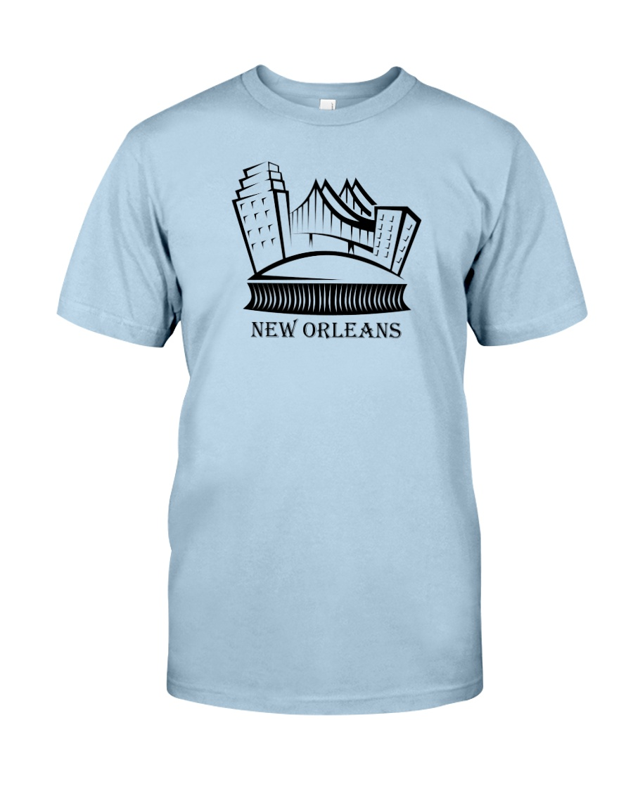 New Orleans - Louisiana Classic T-Shirt