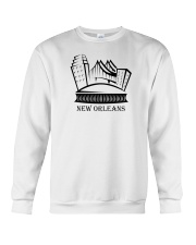 New Orleans - Louisiana Crewneck Sweatshirt thumbnail