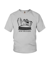 New Orleans - Louisiana Youth T-Shirt thumbnail