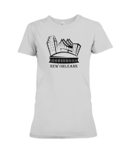 New Orleans - Louisiana Premium Fit Ladies Tee thumbnail